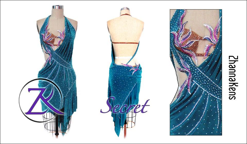Zhannakens Secret dress
