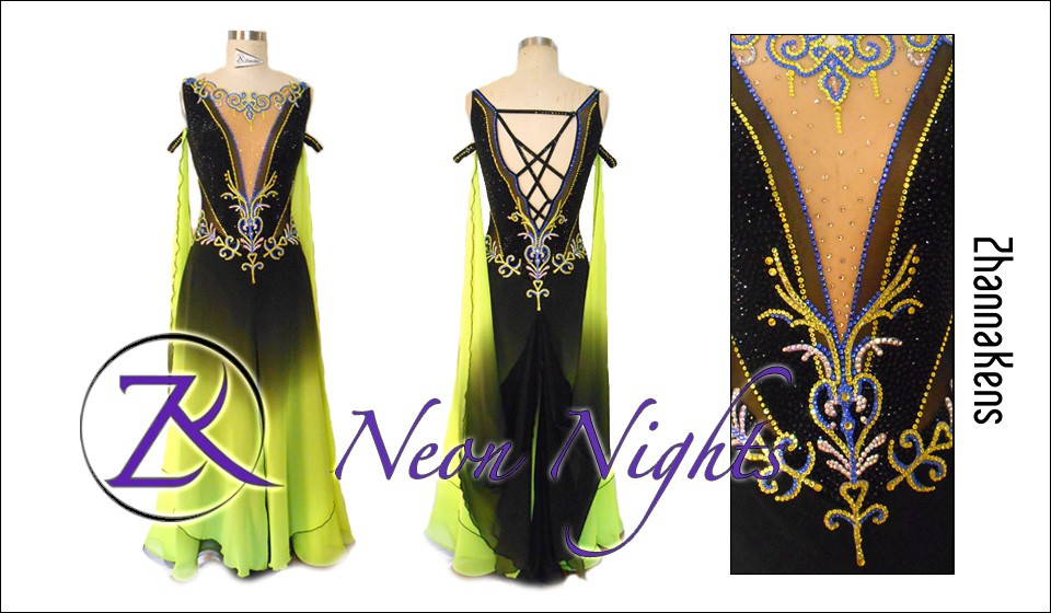 Zhannakens Neon nights