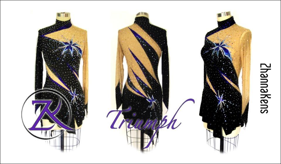 Zhannakens Triumph dress